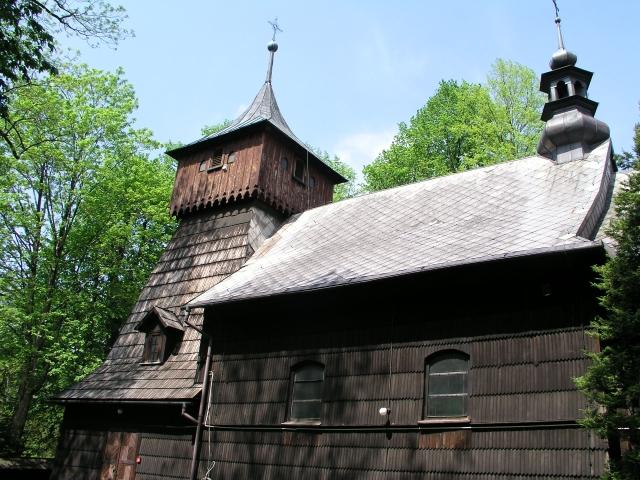 Zabytkowe Sanktuarium św. Jakuba Apostoła